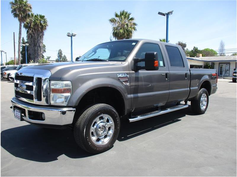 Ford F  Super Duty Lariat X V Powerstrokesel Leather