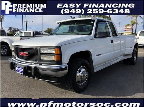 1997 GMC Sierra 3500 for sale in Stanton, CA