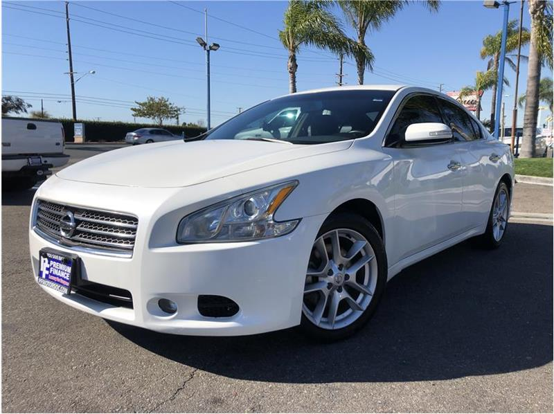 2009 Nissan Maxima S AUTOMATIC SUPER CLEAN CVT TRANSMISSION In