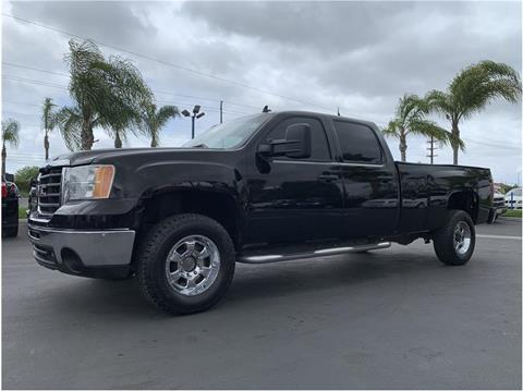 2008 GMC Sierra 2500HD for sale in Stanton, CA