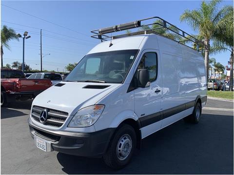 2011 Mercedes-Benz Sprinter Cargo for sale in Stanton, CA