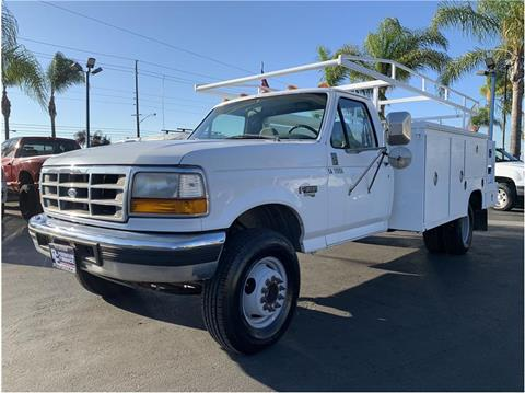 1996 Ford F-450 for sale in Stanton, CA