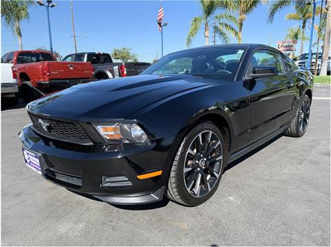 2011 Ford Mustang for sale in Stanton, CA