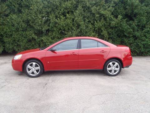 2007 Pontiac G6 for sale in Grand Rapids, MI