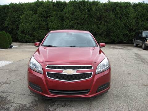2013 Chevrolet Malibu for sale in Grand Rapids, MI