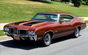 1971 Oldsmobile 442 for sale in Rockville, MD