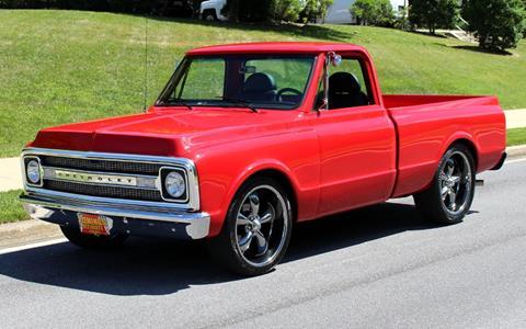 1970 Chevrolet C/K 10 Series for sale in Rockville, MD