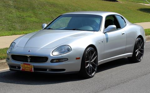 2004 Maserati Coupe for sale in Rockville, MD