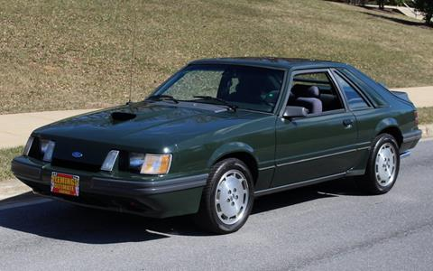 1985 Ford Mustang for sale in Rockville, MD