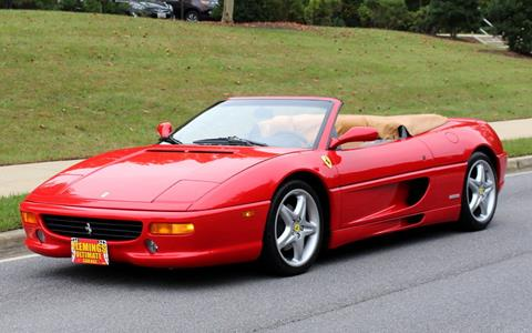 1999 Ferrari F355 for sale in Rockville, MD