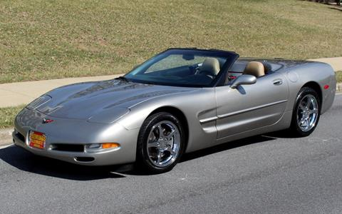 used chevrolet corvette for sale in rockville md. Black Bedroom Furniture Sets. Home Design Ideas