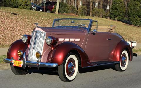 1937 Packard Clipper