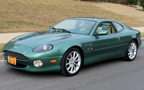 2000 Aston Martin DB7 for sale in Rockville, MD