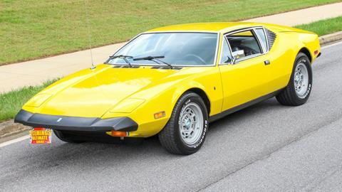 1974 De Tomaso Pantera for sale in Rockville, MD