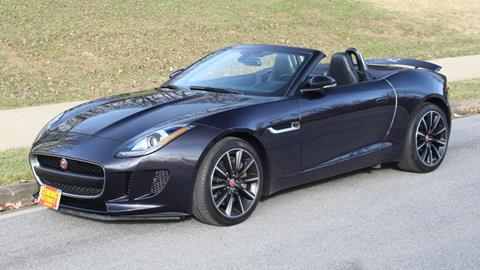 2016 Jaguar F-TYPE for sale in Rockville, MD