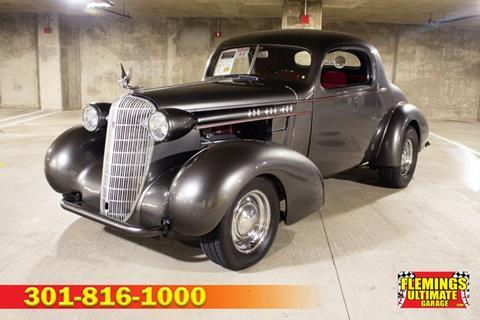 1936 Oldsmobile Custom Cruiser for sale in Rockville, MD