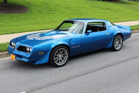 1981 Pontiac Firebird for sale in Rockville, MD