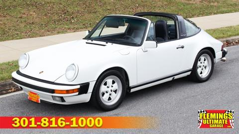 1988 Porsche 911 for sale in Rockville, MD