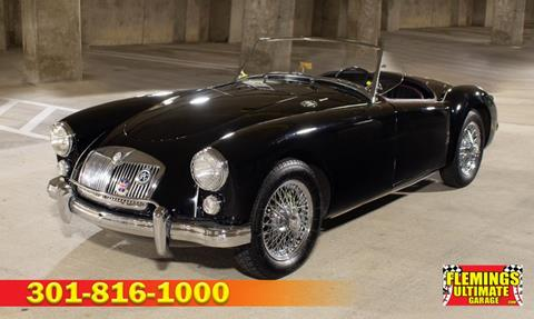 1960 MG MGA for sale in Rockville, MD