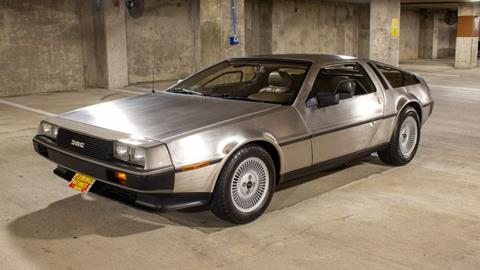 1981 DeLorean DMC-12 for sale in Rockville, MD