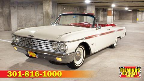 1962 Ford Galaxie for sale in Rockville, MD