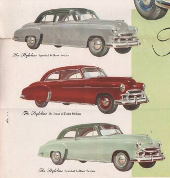 1950 Chevrolet Styline