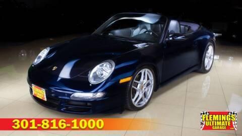 2006 Porsche 911 for sale at FLEMINGS ULTIMATE GARAGE in Rockville MD