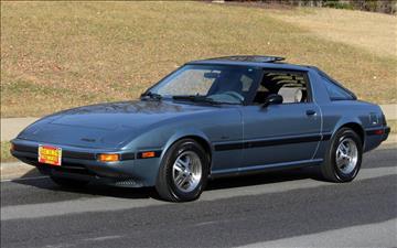 1985 Mazda RX-7 for sale in Rockville, MD