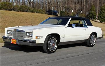 1985 Cadillac Eldorado for sale in Rockville, MD