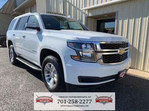 2017 Chevy Tahoe Ltz >> 2017 Chevrolet Tahoe For Sale In Bismarck Nd