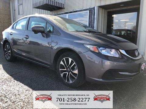 2015 Honda Civic for sale in Bismarck, ND