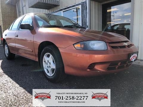 2005 Chevrolet Cavalier for sale in Bismarck, ND