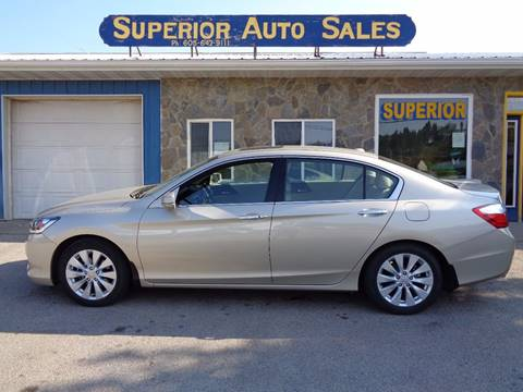 2013 Honda Accord for sale in Spearfish SD
