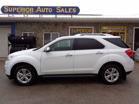 2013 Chevrolet Equinox for sale in Spearfish, SD