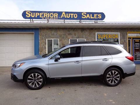 2016 Subaru Outback for sale in Spearfish, SD