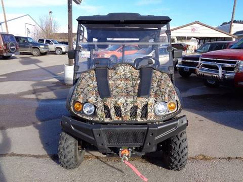 2014 Coleman Outfitter 700