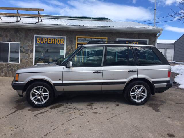 2000 Land Rover Range Rover 4.6 HSE In Spearfish SD - SUPERIOR AUTO