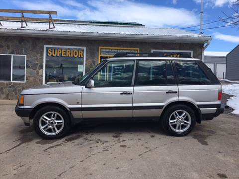 2000 Land Rover Range Rover For Sale in Saint George, UT ...