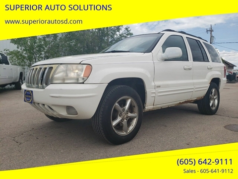 2000 Jeep Grand Cherokee for sale in Spearfish, SD