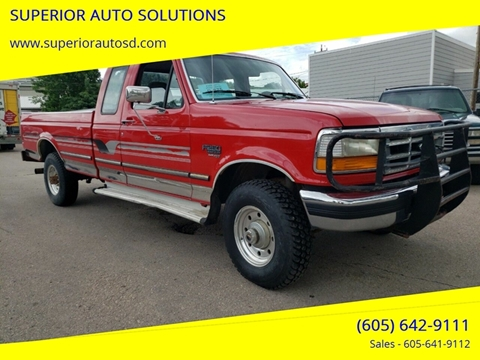 1997 Ford F-250 for sale in Spearfish, SD
