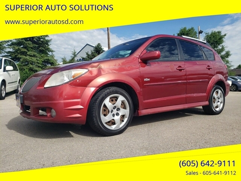 2007 Pontiac Vibe for sale in Spearfish, SD