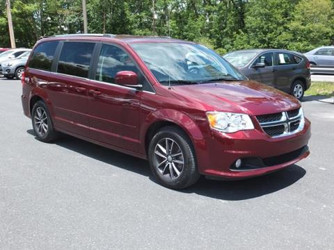 2017 Dodge Grand Caravan for sale in Bartonsville, PA