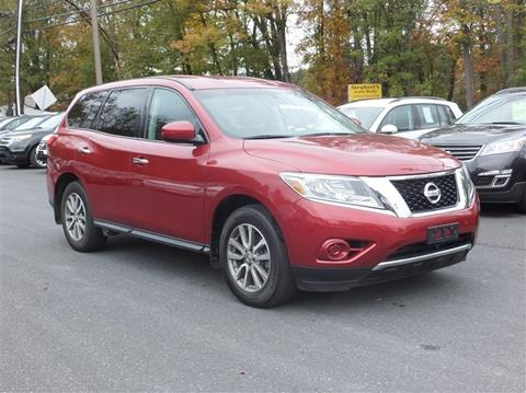 2015 Nissan Pathfinder for sale in Bartonsville, PA