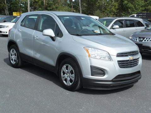 2015 Chevrolet Trax for sale in Bartonsville, PA
