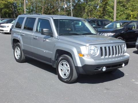 2017 Jeep Patriot for sale in Bartonsville, PA