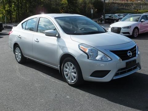 2016 Nissan Versa for sale in Bartonsville, PA
