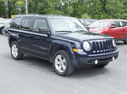 2016 Jeep Patriot for sale in Bartonsville, PA