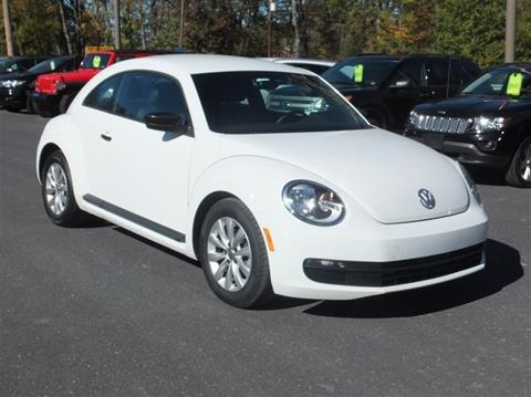 2016 Volkswagen Beetle for sale in Bartonsville, PA