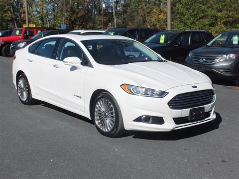 2013 Ford Fusion Hybrid for sale in Bartonsville, PA