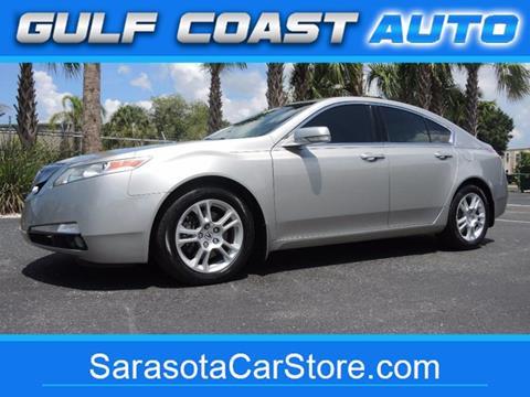 2011 Acura TL for sale in Sarasota, FL